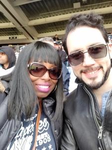 Charlene attended New York Yankees vs. Baltimore Orioles - MLB on Apr 8th 2018 via VetTix