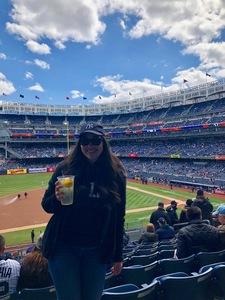 Cassandra attended New York Yankees vs. Baltimore Orioles - MLB on Apr 8th 2018 via VetTix
