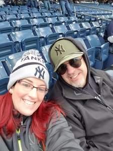 Craig attended New York Yankees vs. Baltimore Orioles - MLB on Apr 8th 2018 via VetTix