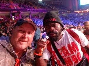 Miles attended Bellator 197 - Primus vs. Chandler 2 - Mixed Martial Arts - Presented by Bellator MMA on Apr 13th 2018 via VetTix