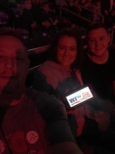 Tom attended Bellator 197 - Primus vs. Chandler 2 - Mixed Martial Arts - Presented by Bellator MMA on Apr 13th 2018 via VetTix