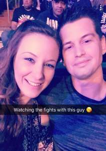 Kristen attended Bellator 197 - Primus vs. Chandler 2 - Mixed Martial Arts - Presented by Bellator MMA on Apr 13th 2018 via VetTix
