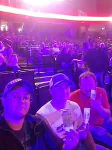 Antonio attended Bellator 197 - Primus vs. Chandler 2 - Mixed Martial Arts - Presented by Bellator MMA on Apr 13th 2018 via VetTix