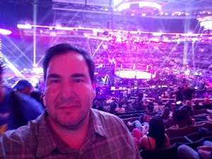 Robert attended Bellator 199 - Bader vs. King Mo - Mixed Martial Arts - Presented by Bellator MMA on May 12th 2018 via VetTix