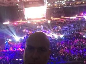 Anthony attended Bellator 199 - Bader vs. King Mo - Mixed Martial Arts - Presented by Bellator MMA on May 12th 2018 via VetTix