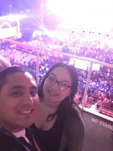 Juan attended Bellator 199 - Bader vs. King Mo - Mixed Martial Arts - Presented by Bellator MMA on May 12th 2018 via VetTix