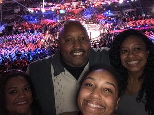 Darius attended Bellator 199 - Bader vs. King Mo - Mixed Martial Arts - Presented by Bellator MMA on May 12th 2018 via VetTix