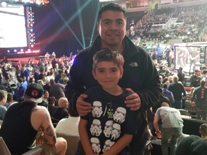 Ivan attended Bellator 199 - Bader vs. King Mo - Mixed Martial Arts - Presented by Bellator MMA on May 12th 2018 via VetTix