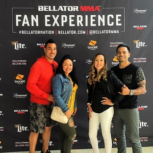 Cris attended Bellator 199 - Bader vs. King Mo - Mixed Martial Arts - Presented by Bellator MMA on May 12th 2018 via VetTix