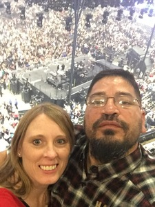 Jose attended Bon Jovi - This House Is Not for Sale Tour on Mar 14th 2018 via VetTix