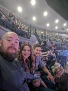 Cameron attended Bon Jovi - This House Is Not for Sale Tour on Mar 14th 2018 via VetTix