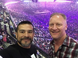 Rodney attended Bon Jovi - This House Is Not for Sale Tour on Mar 14th 2018 via VetTix
