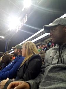 ERIC attended Jacksonville Icemen vs. South Carolina Stingrays on Mar 31st 2018 via VetTix