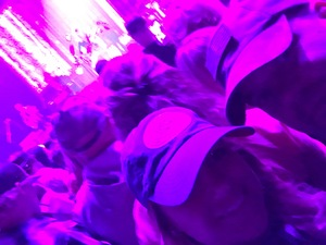 Weston attended Miranda Lambert Livin Like Hippies Tour on Mar 17th 2018 via VetTix