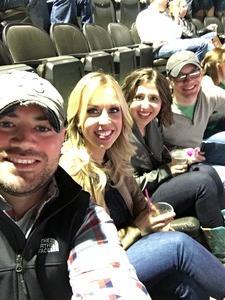 scott attended Miranda Lambert Livin Like Hippies Tour on Mar 17th 2018 via VetTix
