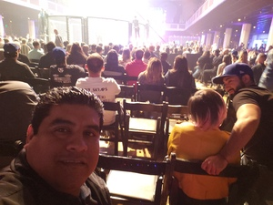 Guillermo attended Combate Estrellas I - MMA in Los Angeles - Mixed Martial Arts - Presented by Combate Americas on Apr 13th 2018 via VetTix