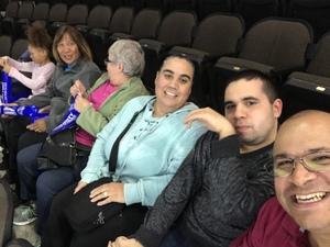 thomas attended Jacksonville Icemen vs. Florida Everblades - ECHL on Apr 6th 2018 via VetTix