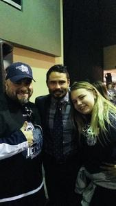 James attended Jacksonville Icemen vs. Florida Everblades - ECHL on Apr 6th 2018 via VetTix