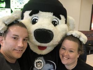 Joseph attended Jacksonville Icemen vs. Florida Everblades - ECHL on Apr 6th 2018 via VetTix