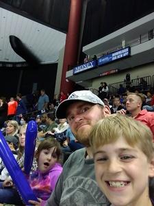 Ryan attended Jacksonville Icemen vs. Florida Everblades - ECHL on Apr 6th 2018 via VetTix