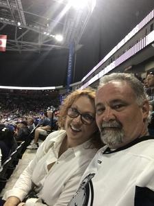 John attended Jacksonville Icemen vs. Florida Everblades - ECHL on Apr 6th 2018 via VetTix
