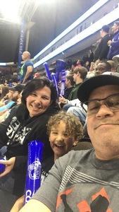 Stro attended Jacksonville Icemen vs. Florida Everblades - ECHL on Apr 6th 2018 via VetTix