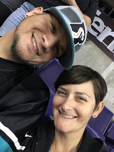David attended Arizona Rattlers vs Nebraska Danger - IFL on Mar 24th 2018 via VetTix