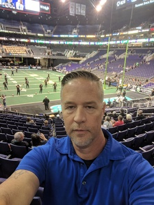 Austin attended Arizona Rattlers vs Nebraska Danger - IFL on Mar 24th 2018 via VetTix
