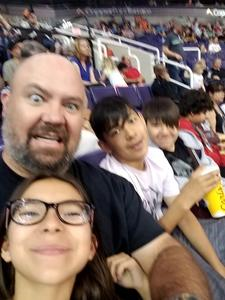 Ed attended Arizona Rattlers vs Nebraska Danger - IFL on Mar 24th 2018 via VetTix