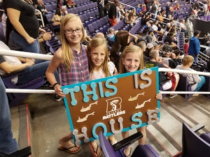 Justin attended Arizona Rattlers vs Nebraska Danger - IFL on Mar 24th 2018 via VetTix