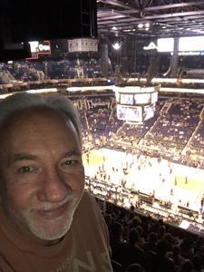 Emmett attended Phoenix Suns vs. Detroit Pistons - NBA on Mar 20th 2018 via VetTix