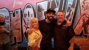 Keith attended Tone Bell at Stand Up Live - 18+ on Mar 22nd 2018 via VetTix