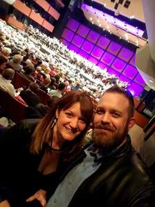 Roland attended Philharmonic Pops presents: America - Friday on Apr 13th 2018 via VetTix
