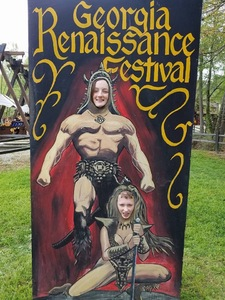 James attended The Georgia Renaissance Festival - Tickets Good for Any Day of Festival on Apr 14th 2018 via VetTix