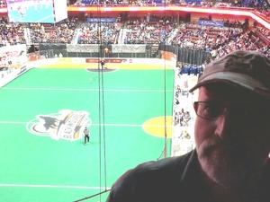 Dennis attended New England Black Wolves vs. Georgia Swarm - National Lacrosse League on Apr 29th 2018 via VetTix