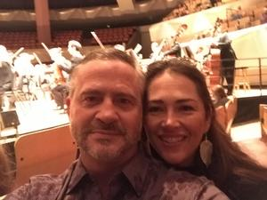 Eric attended Wagner - The Ring Without Words - Presented by the Colorado Symphony on Apr 22nd 2018 via VetTix