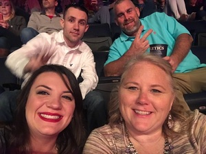 Robert attended Jimmy Buffett Live on Mar 31st 2018 via VetTix