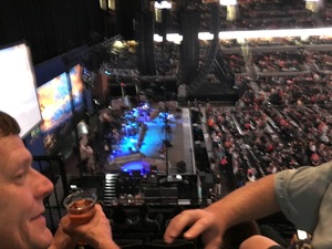 Mike attended Jimmy Buffett Live on Mar 31st 2018 via VetTix