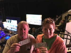 Kevin attended Jimmy Buffett Live on Mar 31st 2018 via VetTix