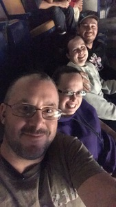 anthony attended New Orleans Pelicans vs. Los Angeles Lakers - NBA on Mar 22nd 2018 via VetTix