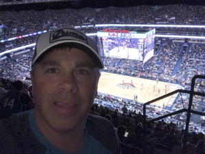 Aaron attended New Orleans Pelicans vs. Los Angeles Lakers - NBA on Mar 22nd 2018 via VetTix