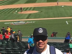 richard attended Oakland Athletics vs. Los Angeles Angels - MLB on Mar 29th 2018 via VetTix