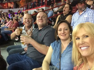 Arthur attended PBR - 25th Anniversary - Last Cowboy Standing - Tickets Good for Friday Only on May 4th 2018 via VetTix
