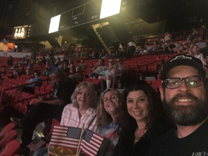 Aaron attended PBR - 25th Anniversary - Last Cowboy Standing - Tickets Good for Friday Only on May 4th 2018 via VetTix