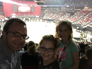 Travis attended PBR - 25th Anniversary - Last Cowboy Standing - Tickets Good for Friday Only on May 4th 2018 via VetTix