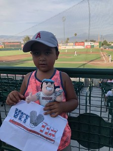 Click To Read More Feedback from Inland Empire 66ers vs. Stockton - MiLB