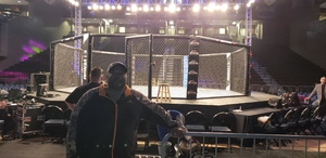 Dwight attended Legacy Fighting Alliance 37 - Live Mixed Martial Arts on Apr 20th 2018 via VetTix