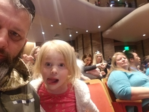 Brandon attended Paw Patrol Live! Race to the Rescue - Presented by Vstar Entertainment on Apr 25th 2018 via VetTix