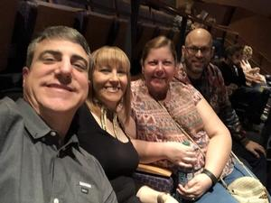 Phillip Houk attended The Illusionists Present: Adam Trent on Mar 25th 2018 via VetTix