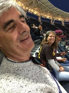 John attended San Diego Padres vs. Colorado Rockies - MLB on Apr 2nd 2018 via VetTix